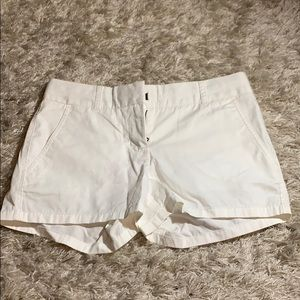 "J CREW CHINO SHORTS ""city fit"""